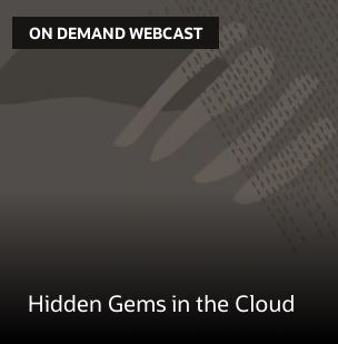 Hidden Gems in the Cloud